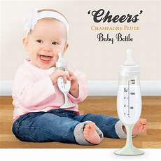 Baby Bottle Flow Chart Champagne Flute Baby Bottle Buy From Prezzybox Com