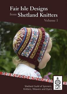 fair isle knitting book mixes contemporary and traditional
