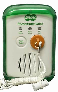 recordable dual alarm two alarms in one