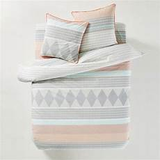 duvet cover with a nod to scandinavian design featuring