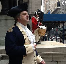 General George Washington Impersonator Pa
