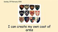 Design A Coat Of Arms Ks2 Creating My Own Coat Of Arms By Nataliebu Teaching