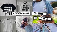 diy ropa primavera verano sorteo internacional