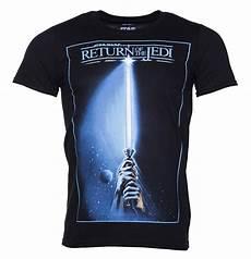 wars clothes for s black wars lightsaber jedi t shirt
