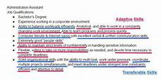 Professional Strengths How To Describe My Strengths Strengths Amp Weaknesses In