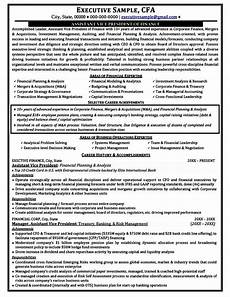 Successful Resumes Successful Executive Resumes Free Samples Examples