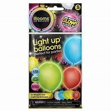 5ct Illooms Led Light Up Marble Balloon 5ct Illooms 174 Led Light Up Mixed Solid Balloon Target