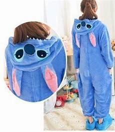 stitch footie pajamas no way