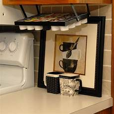 coffee keepers cabinet k cup holder 608938498274