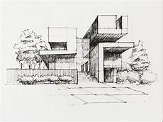 Architecture Design Drawing Techniques Architectural Sketching 02 Youtube