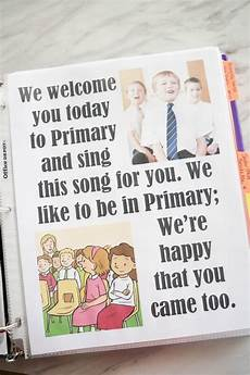 Music Flip Chart Flip Chart We Welcome You Primary Singing