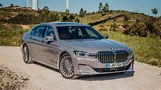 2020 bmw 750li 2020 bmw 750li xdrive big comfort with a big grille