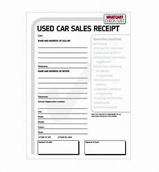 Car Sale Receipt Template 14 Car Sale Receipt Templates Doc Pdf Free Amp Premium