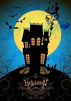 Vector Poster Halloween Horror Poster 5650 Free Eps Download 4 Vector