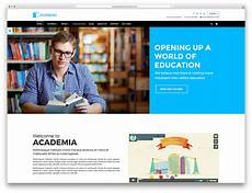 education website top ten themes for education websites web