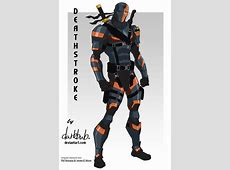 Deathstroke Movieverse (Young Justice stlye) by dark BuB