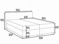 box bed divan furniture 160 x 200 cm king size