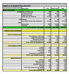 Example Budget Free 17 Marketing Budget Samples In Google Docs Google