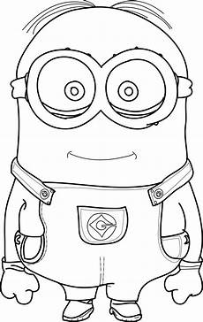 minion coloring pages kevin at getcolorings free