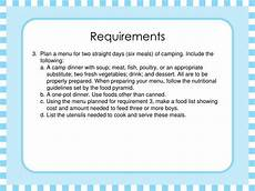 Cooking Merit Badge Powerpoint Ppt Cooking Merit Badge Powerpoint Presentation Id 3995904