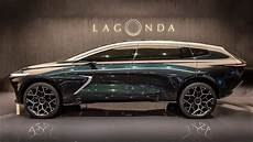 ultra luxury aston martin lagonda all terrain concept