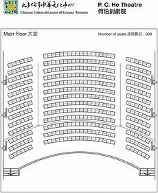 Metro Toronto Convention Centre Seating Chart Venues Cathedral Bluffs Symphony Orchestra