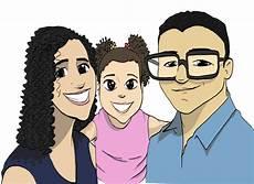 caricatura digital 3 pessoas no elo7 cariarte 8d47f4