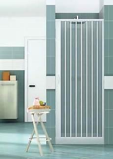 cabina doccia a soffietto box doccia a nicchia parete apertura laterale porta anta
