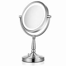Vanity Mirror With Lights Battery Lighted Makeup Mirror 8 Led Vanity Mirror 7x