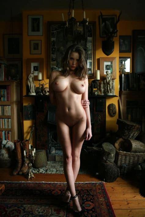 Sweet Natural Girl Jaimy Naked