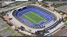 Arthur Ashe Stadium 3d Seating Chart Baltimore Ravens Virtual Venue By Iomedia