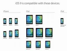 Ios 5 Compatibility Chart Everything You Need To Know About Ios 9 Beta Releases