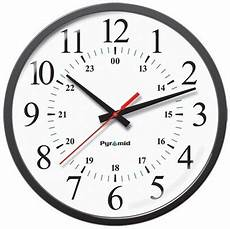 24 Hour Clock Time History Of The 24 Hour Clock With Easy To Read Conversion