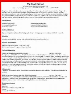 How To Write A Cv At 16 How To Write A Curriculum Vitae Cv How To Write A Cv For