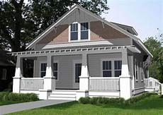 3 bedroom arts crafts bungalow house plan 50101ph