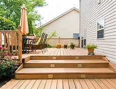 Two Level Deck Designs 27 Extensive Multi Level Decks For Entertaining Large Parties