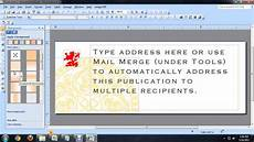 How To Find A Publisher How To Change The Background Color In A Microsoft
