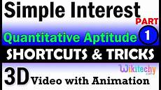Interest Interview Questions Simple Interest 1 Aptitude Interview Questions Papers And