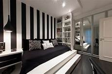 Black And White Modern Bedrooms Black And White Bedroom Interior Design Ideas