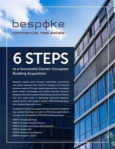 How To Sell Commercial Real Estate By Owner 6 Steps To A Successful Owner Occupied Building