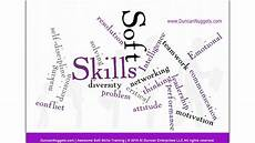 What Are Skills What Are Soft Skills A Simple Definition Youtube