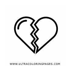 Malvorlage Gebrochenes Herz Malvorlagen Gebrochenes Herz Batavusprorace