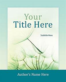 Book Covers Design Templates Custom Book Cover Design Template For 7 375 X 9 25 From