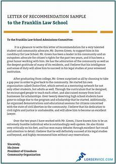 How To Write Law School Letter Of Recommendation Are Grad Students Allowed To Write Letters Of