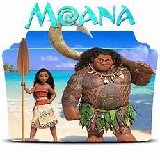 moana icon folder by mohandor on deviantart