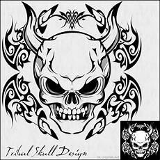 Tribal Skull Designs Tribal Skull Design By Skoriginals On Deviantart