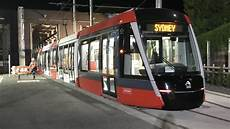 Light Rail Sydney Trackwork No Finish Date For Sydney S Light Rail As Company Takes