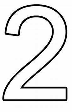Take A Number Template Number Five Printable Template New Year S Number