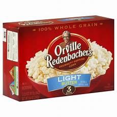 Light Popcorn Orville Redenbacher S Microwave Popcorn Light Butter