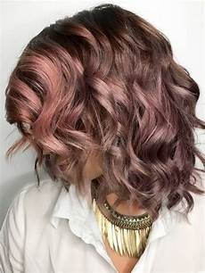 Light Brown Mauve Hair Chocolate Mauve Hair Is The New Trend You Have To Try